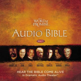 The Word of Promise Audio Bible - New King James Version, NKJV: (31) Galatians, Ephesians, Philippians, and Colossians: NKJV Audio Bible