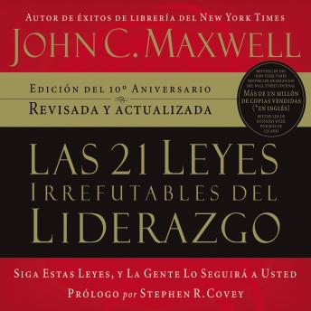 Download 21 leyes irrefutables del liderazgo by John C. Maxwell