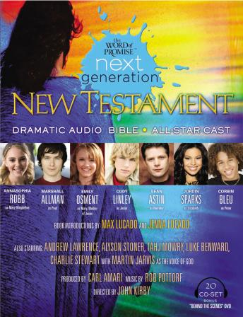 Word of Promise Next Generation - New Testament: Dramatized