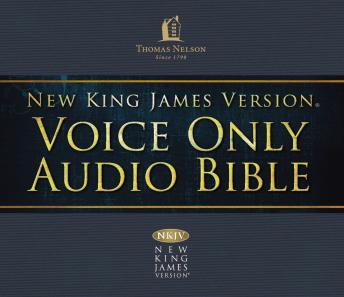Voice Only Audio Bible - New King James Version, NKJV (Narrated by Bob Souer): (16) Psalms