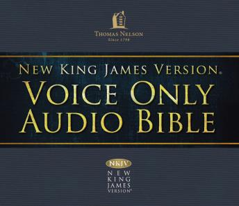 Voice Only Audio Bible - New King James Version, NKJV (Narrated by Bob Souer): (27) John: Holy Bible, New King James Version