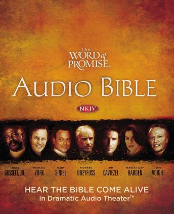 The Word of Promise Audio Bible - New King James Version, NKJV: (24) Matthew: NKJV Audio Bible