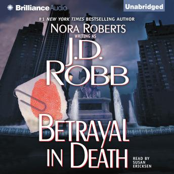 Betrayal in Death, J. D. Robb