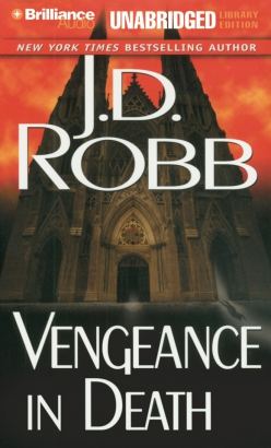 Vengeance in Death, J. D. Robb