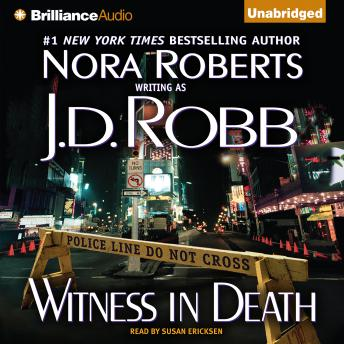 Witness in Death, J. D. Robb
