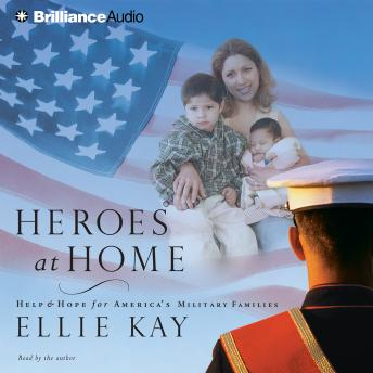 Heroes at Home, Ellie Kay