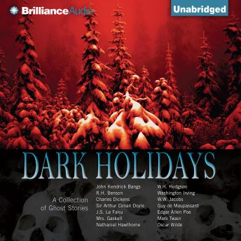 Dark Holidays: A Collection of Ghost Stories, Audio book by Various