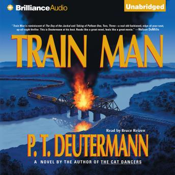 Download Train Man by Peter T. Deutermann