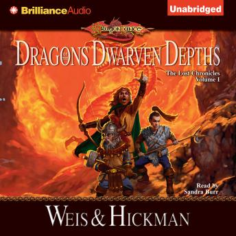 Dragons of the Dwarven Depths, Tracy Hickman, Margaret Weis