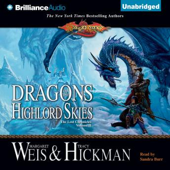 Dragons of the Highlord Skies, Tracy Hickman, Margaret Weis