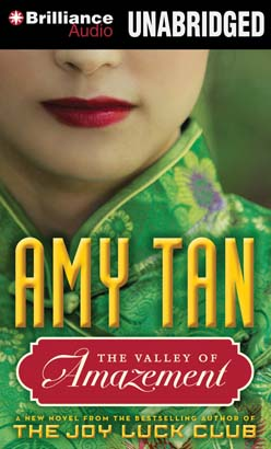 Valley of Amazement, Amy Tan