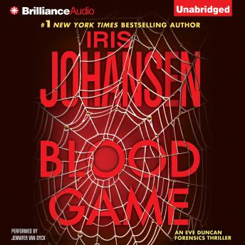 Blood Game, Iris Johansen