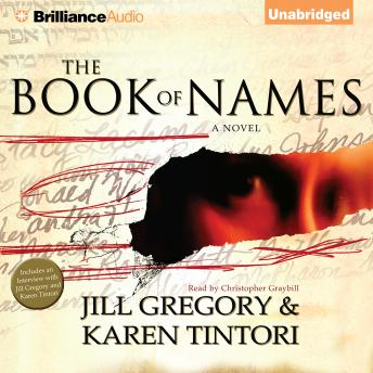 Book of Names, Karen Tintori, Jill Gregory