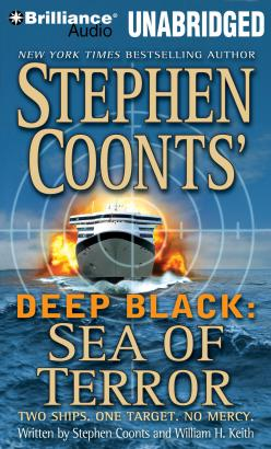 Sea of Terror, William H. Keith, Stephen Coonts
