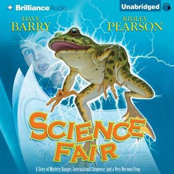 Science Fair, Ridley Pearson, Dave Barry