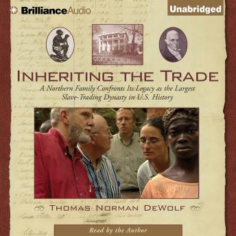 Inheriting the Trade, Thomas Norman Dewolf