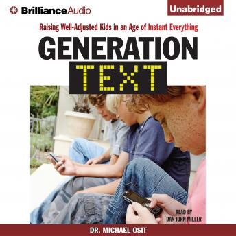 Generation Text, Dr. Michael Osit