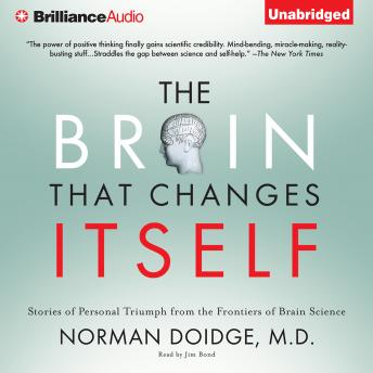 Brain That Changes Itself, Norman Doidge