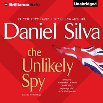 Unlikely Spy, Daniel Silva