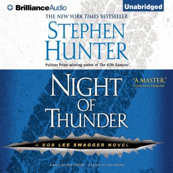 Night of Thunder, Stephen Hunter