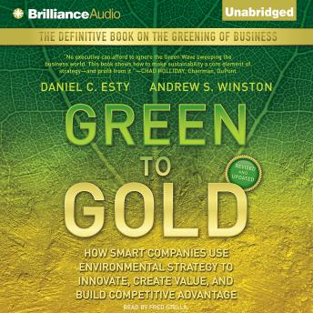 Green to Gold, Daniel C. Esty, Andrew S. Winston