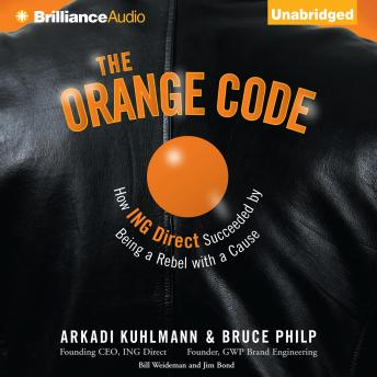 Orange Code, Bruce Philp, Arkadi Kuhlmann
