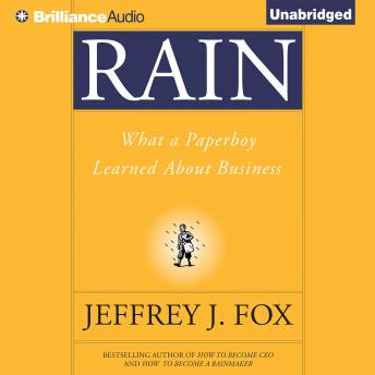 Rain, Jeffrey J. Fox