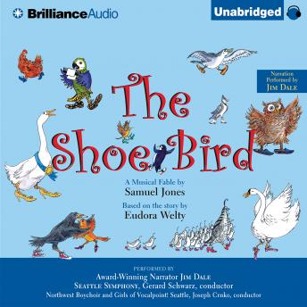 Shoe Bird, Samuel Jones