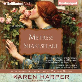 Mistress Shakespeare, Karen Harper