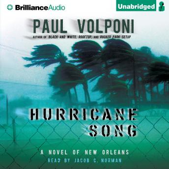 Hurricane Song, Paul Volponi