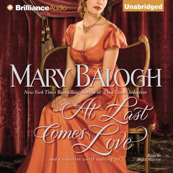 At Last Comes Love, Mary Balogh