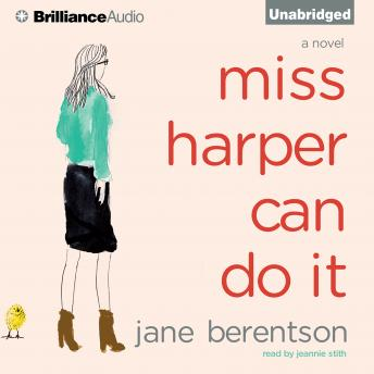Miss Harper Can Do It, Jane Berentson