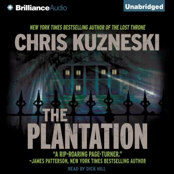 Plantation, Chris Kuzneski