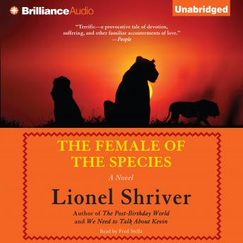 Female of the Species, Lionel Shriver