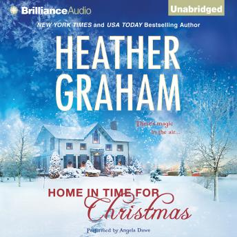 Home in Time for Christmas, Heather Graham