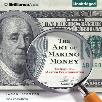 Art of Making Money, Audio book by Jason Kersten