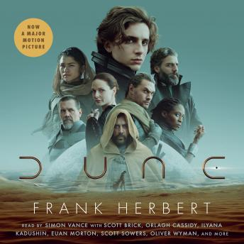Dune: Book One in the Dune Chronicles, Audio book by Frank Herbert