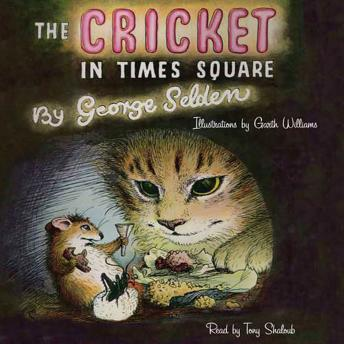 Cricket in Times Square, George Selden
