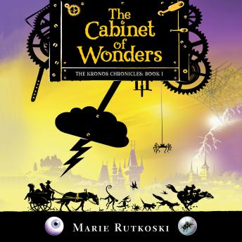 Cabinet of Wonders, Marie Rutkoski