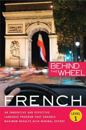 Download Behind the Wheel - French 1 by Mark A. Frobose