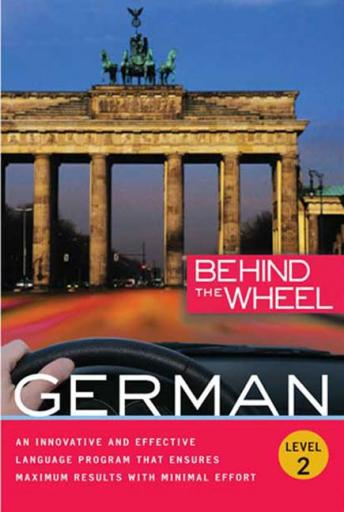 Behind the Wheel - German 2, Mark Frobose