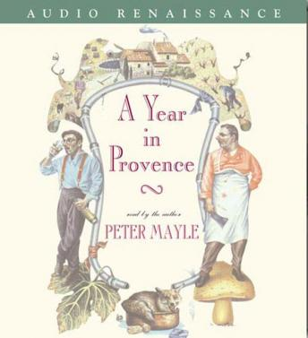 Year In Provence, Peter Mayle