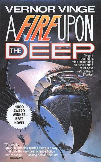 Fire Upon the Deep, Vernor Vinge