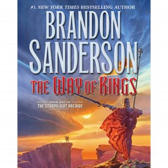 Way of Kings, Brandon Sanderson