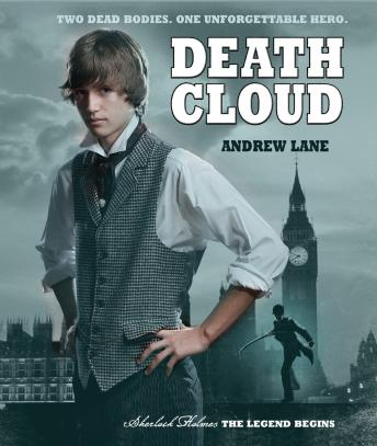Death Cloud, Audio book by Andrew Lane