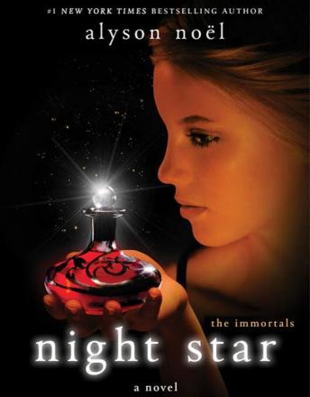 Night Star: A Novel, Alyson Noël