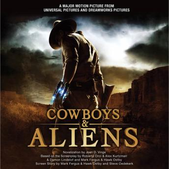 Cowboys & Aliens, Joan D. Vinge