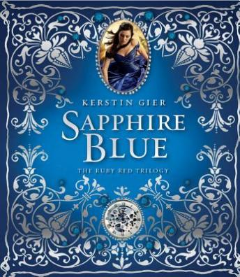 Image result for sapphire blue audiobook