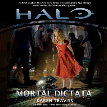 Halo: Mortal Dictata, Karen Traviss