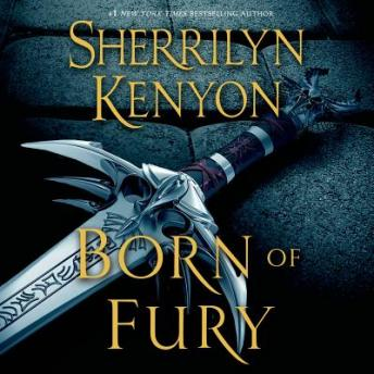 Born of Fury: The League: Nemesis Rising, Sherrilyn Kenyon